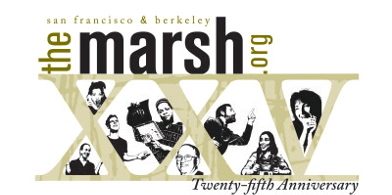 The Marsh Theatre Logo